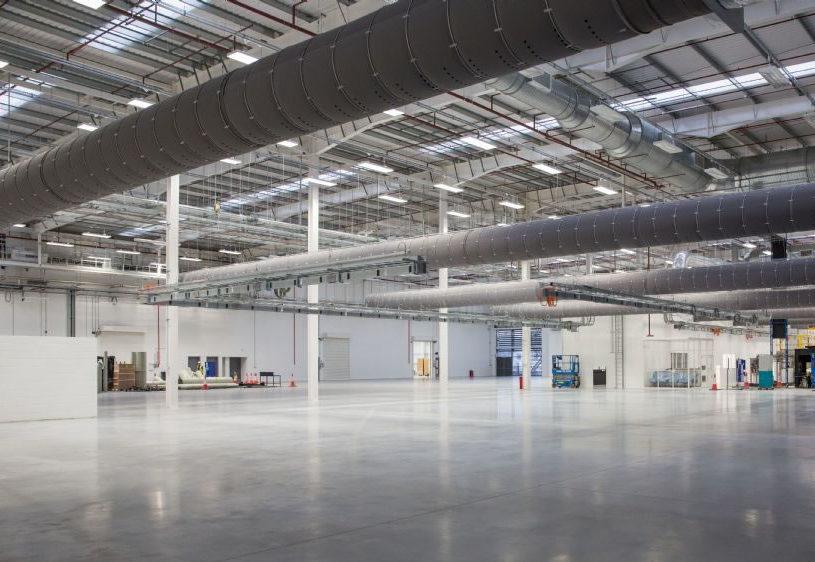 Rolls Royce Advanced Blade Casting Facility Frank Shaw